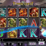 Tower Quest slot in this institution