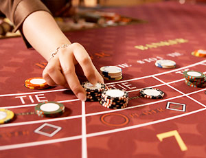 Baccarat game and rules, guides
