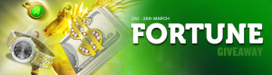 Fortune Giveaway Promotion
