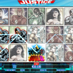 Winning in Justice League Slot