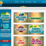 Promotions and bonuses at EUcasino