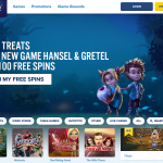 iGame Casino Homepage