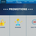 Promotions and bonuses in this site
