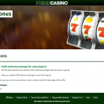 Promotions and bonuses at Prime Casino