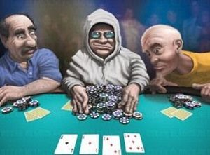 Common Ways How People Are Cheating At Poker