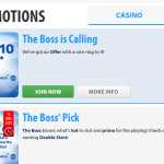Advantage of this site - promotions