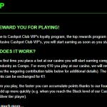 On this site there is a VIP club