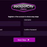 Registration page in this gambling establishment