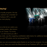 VIP Club is available in this casino
