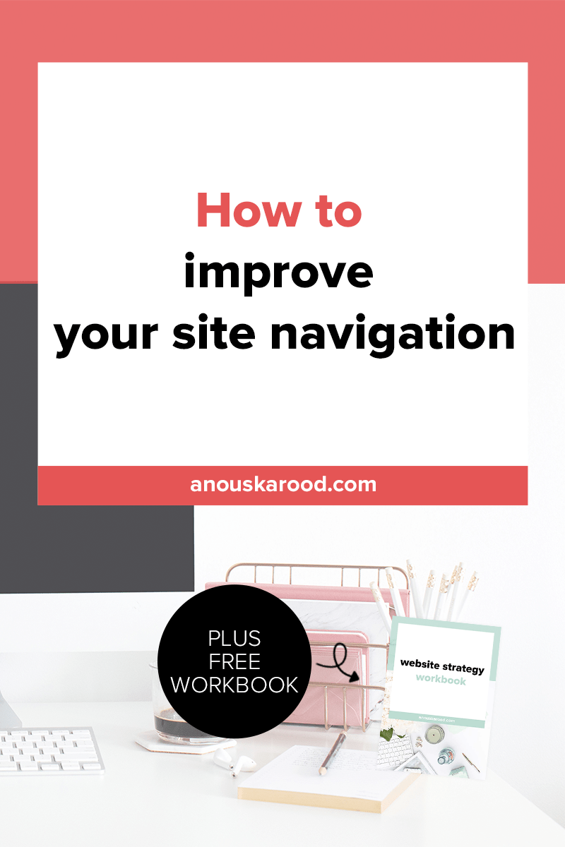Even with great content, if visitors can't find what they're looking for, they'll just leave. Click through to learn how you can improve your site navigation.