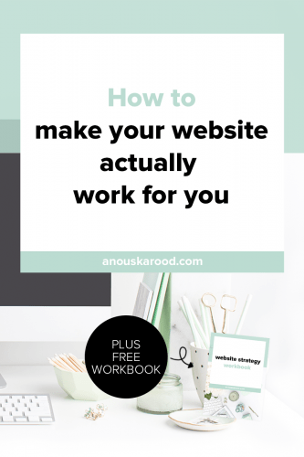 If you're struggling to turn visitors into subscribers, you might've missed the essential first step to building an effective website.