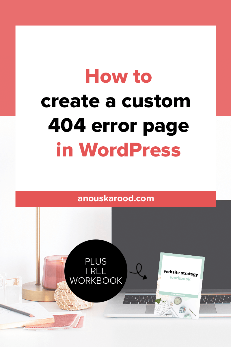 Getting a Page Not Found message is always disappointing. Create a more helpful, custom 404 error page, to help visitors lost on your website and keep them around longer.