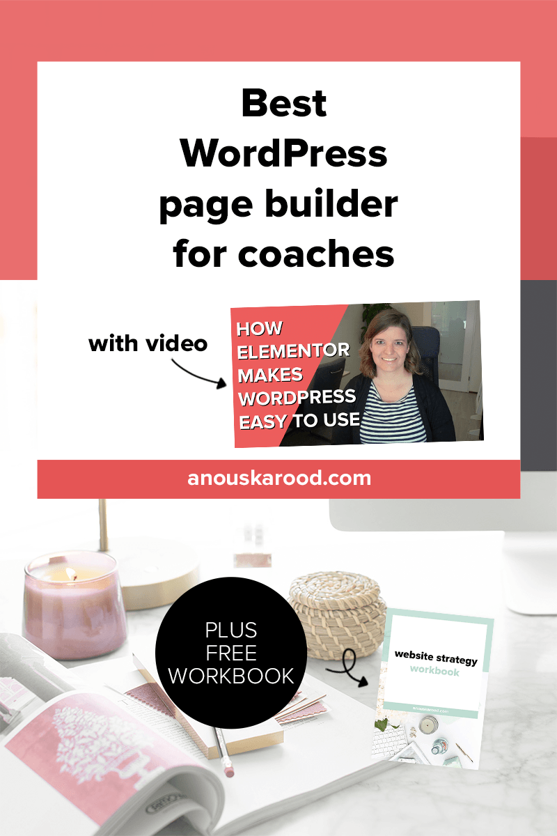 Best WordPress page builder for coaches   How Elementor makes WordPress easy to use