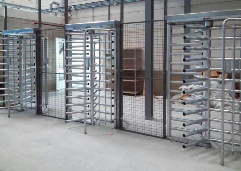 ROAN products turnstile