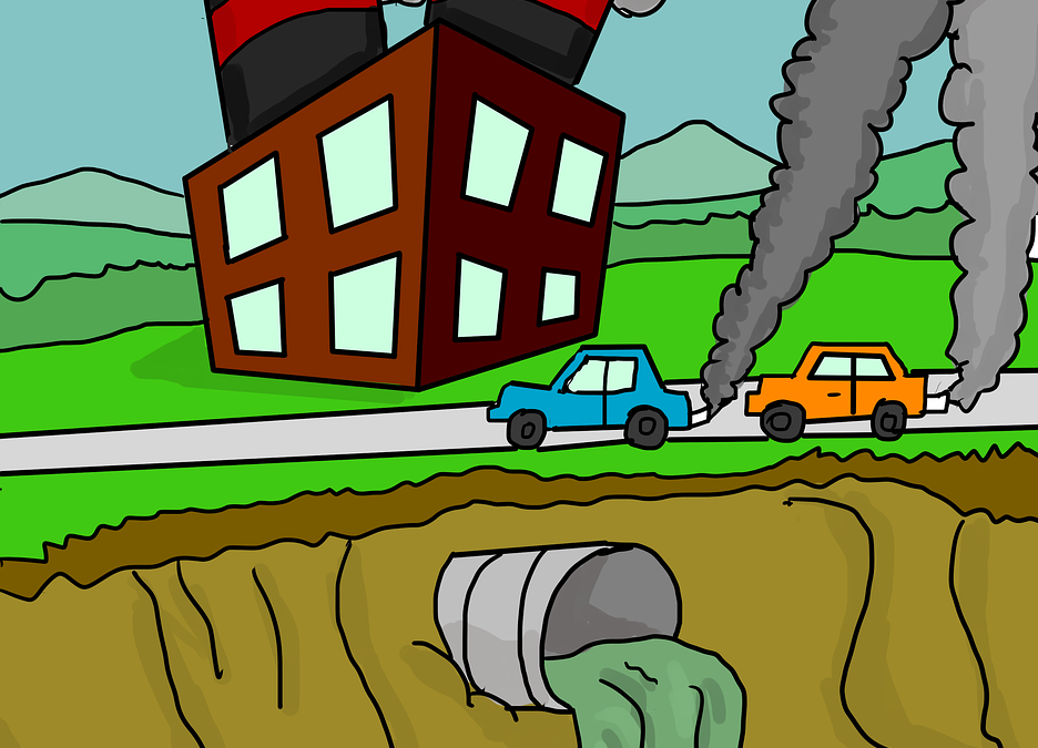 How to save the world from such pollution