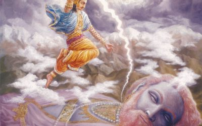 The account of the killing of Vṛtrāsura is regarded as special