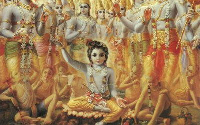 Kṛṣṇa's Glories are Inconceivable