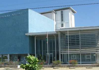 National Archive Suriname